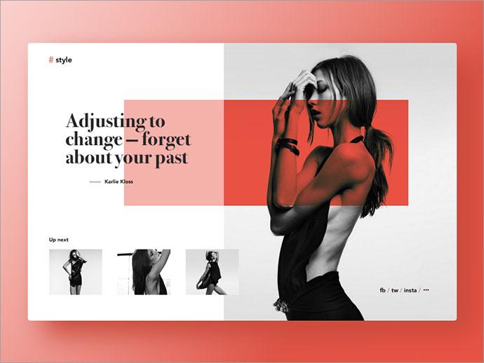 Model portfolio concept