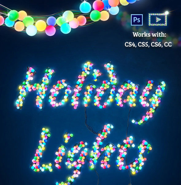 Holiday Lights Action
