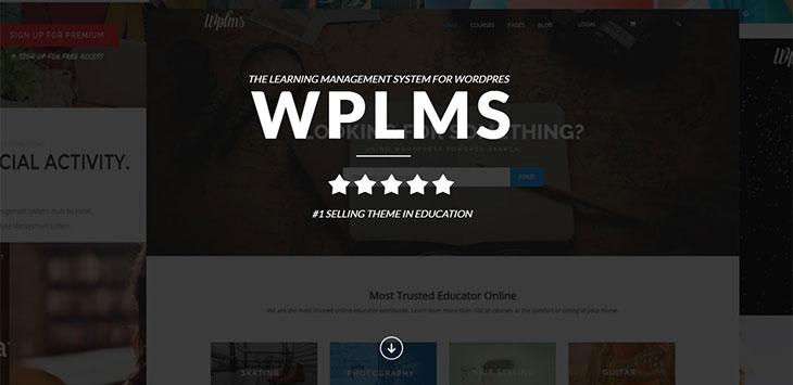 21 Powerful e-Learning WordPress Themes