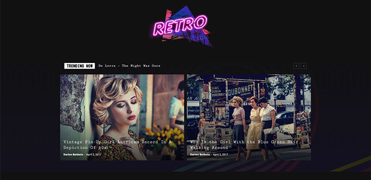 20 WordPress Themes for Comic, Cartoon & Gaming Site