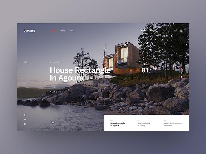 Architecture Firm - Minimal Concept