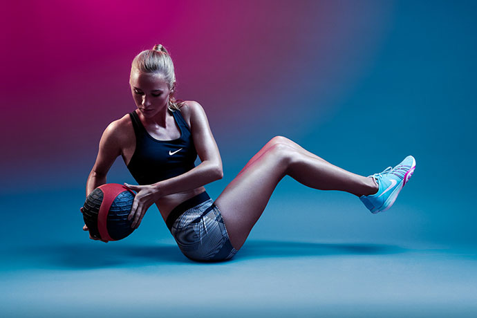Harper | Nike | Neon Studio
