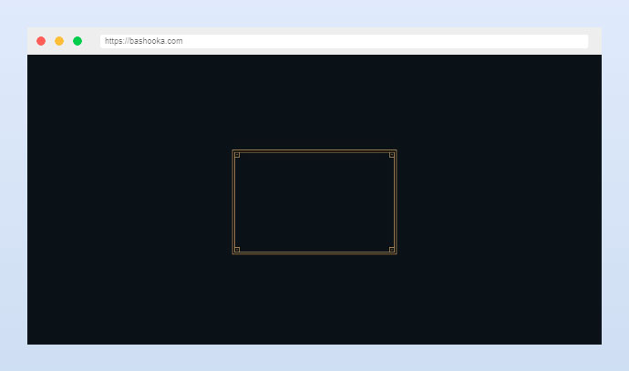 Fancy Border Using border-image & SVG