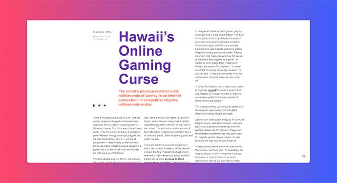 CSS Grid Magazine Style Layout