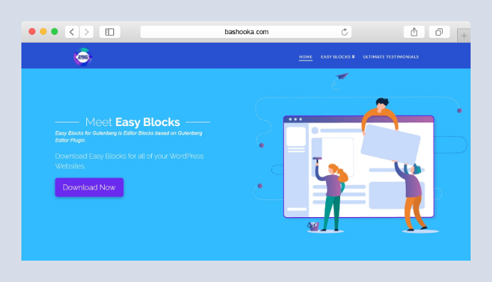 Easy Blocks – Gutenberg Blocks Collection
