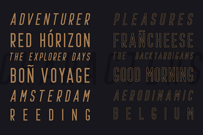 Prestage Font Family - Free Download