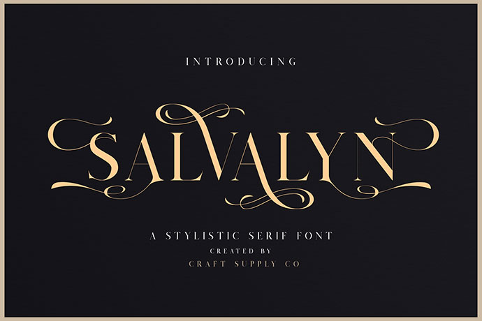 50 Best Free Fonts 2019 For Fontaholic – Bashooka