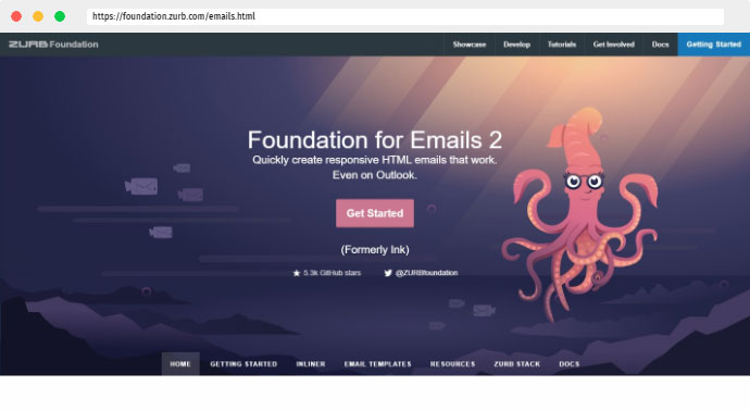 Foundation for Emails 2