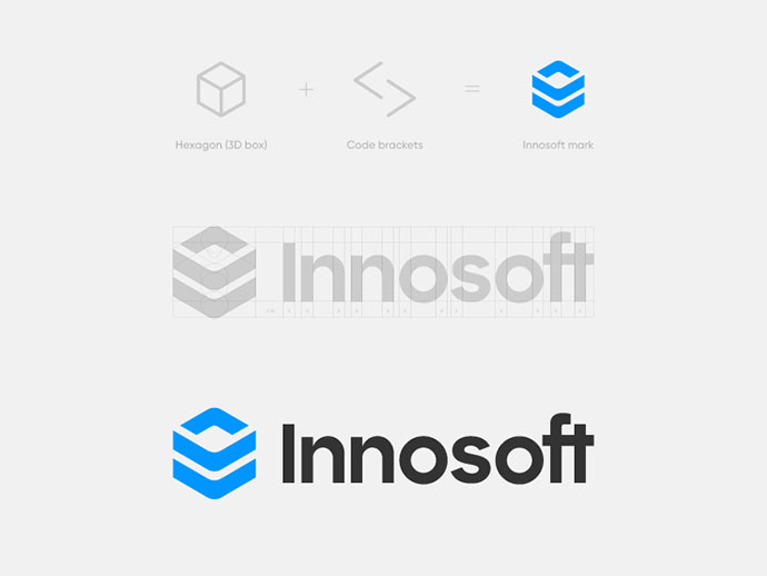 Innosoft Logo Design