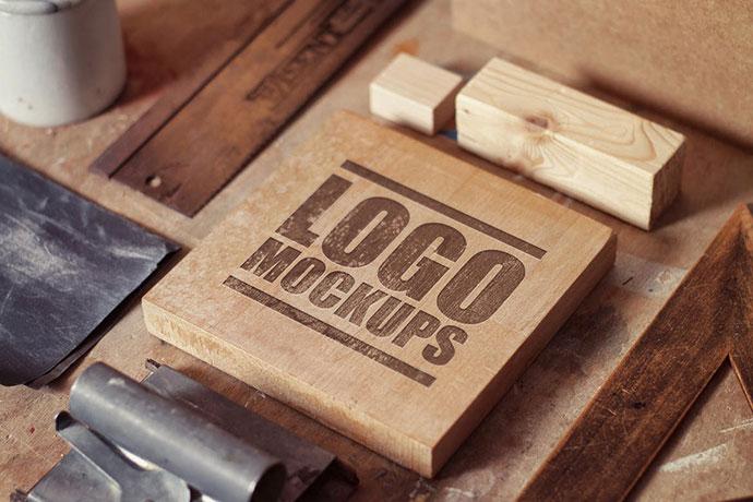 Perspective Logo Mockups