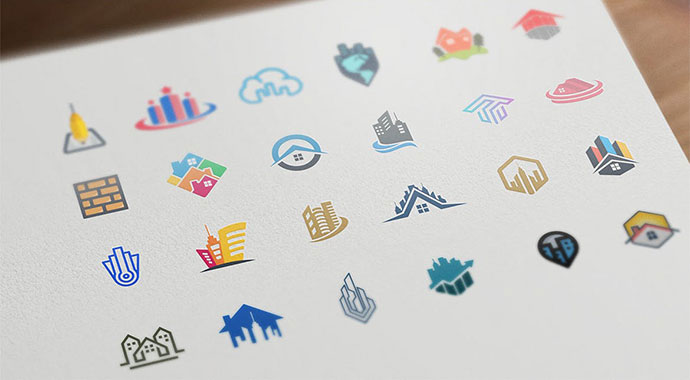 24 Real Estate Logos
