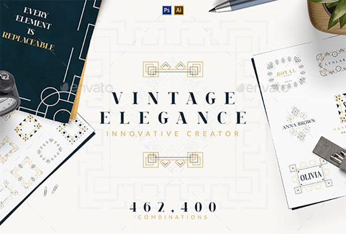 Vintage Elegance Creator
