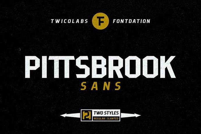 Pittsbrook Sans