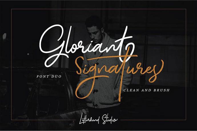 Gloriant Signature Script