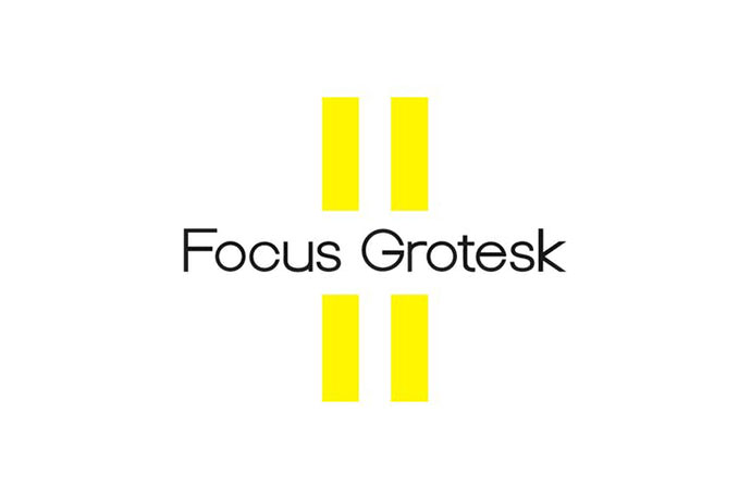 Focus Grotesk - Geometric Sans-Serif Typeface