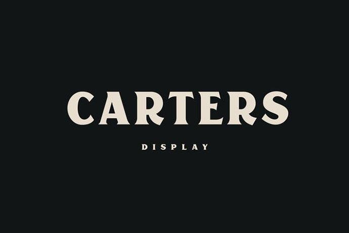 Carters Display