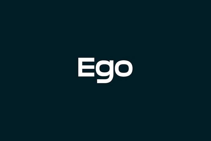 EGO - Unique Display / Headline Typeface