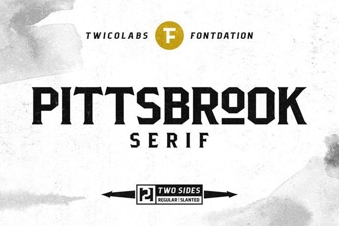 Pittsbrook Serif