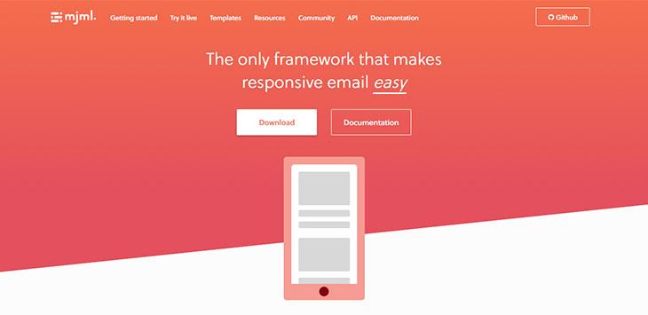 20 Best Free Email Frameworks & Editors 2019