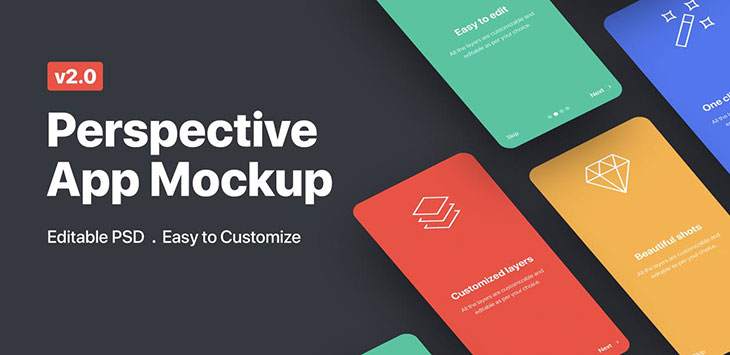 59 Useful PSD Mockup Templates 2019 For Web & Graphic Designers