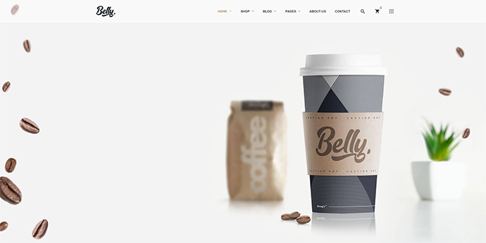 Belly - Multipurpose Theme for WooCommerce WordPress