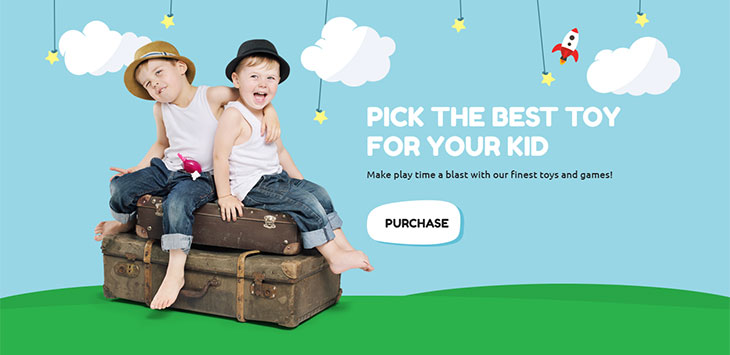 15 Playful Toy and Game Store WordPress Themes