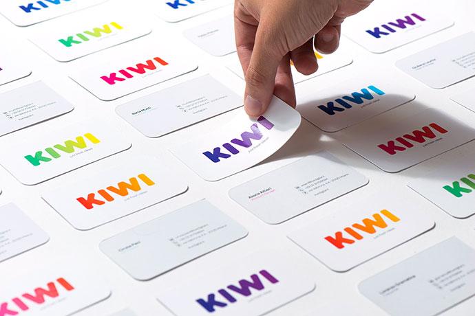 KIWI - Rebranding and Website