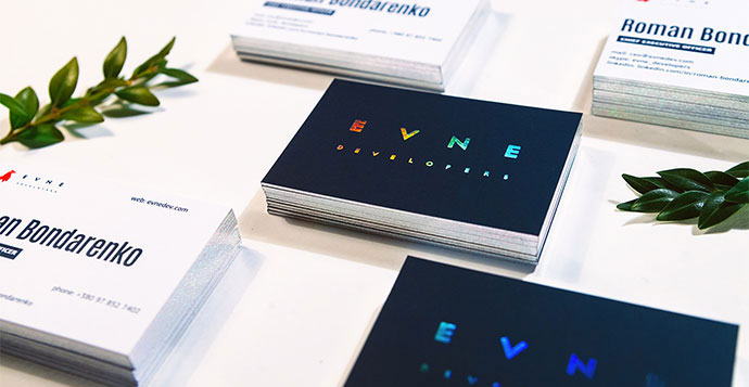 EVNE Developers Branding