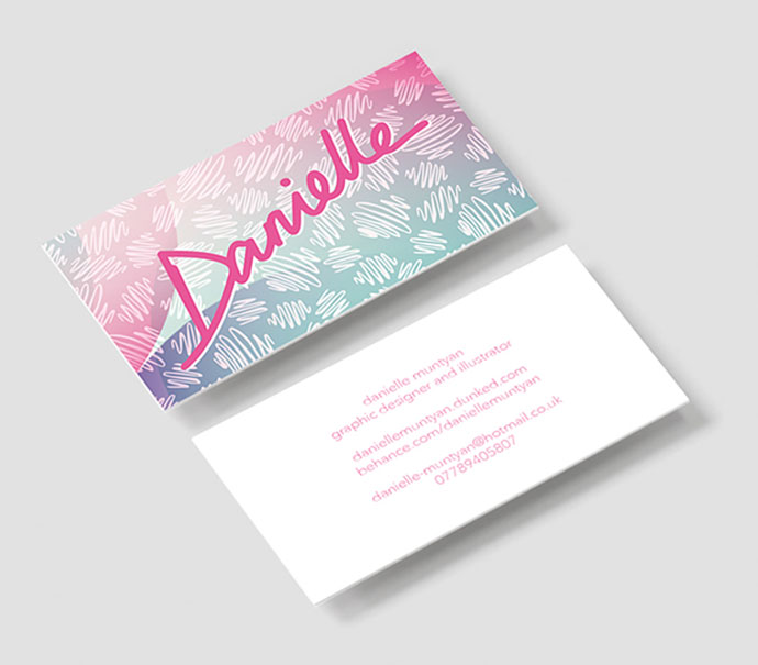 Danielle | Selective Personal Branding