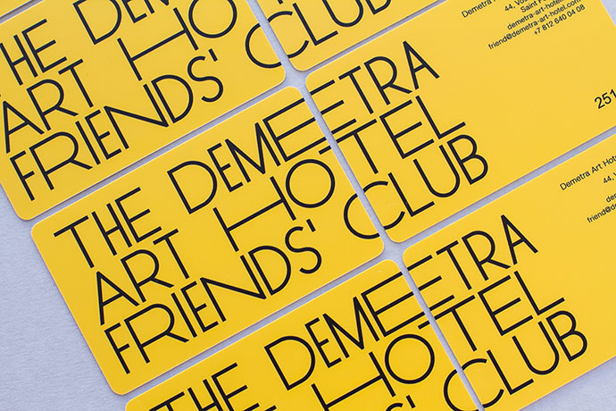 Demetra Art Hotel Friends' Club