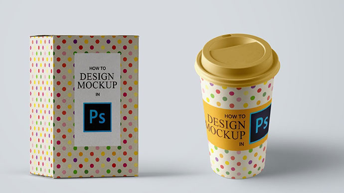 How to Design Mockup in Photoshop
