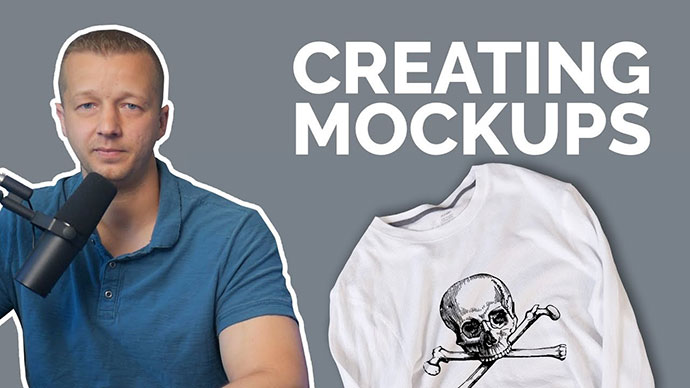 Creating Adobe Photoshop Templates for Mockups