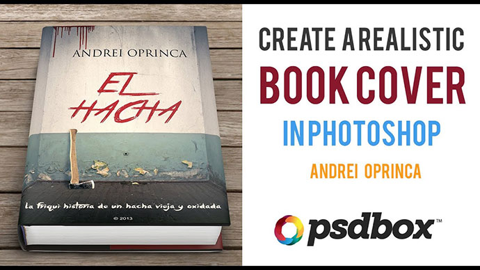 How to create a Book Cover and Mockup