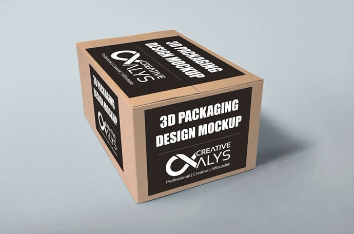 How to Create a Packaging Design Mockup in Photoshop