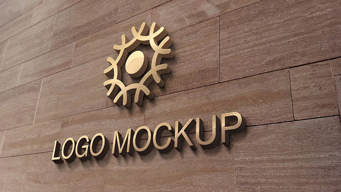 How to present your logo with mockup