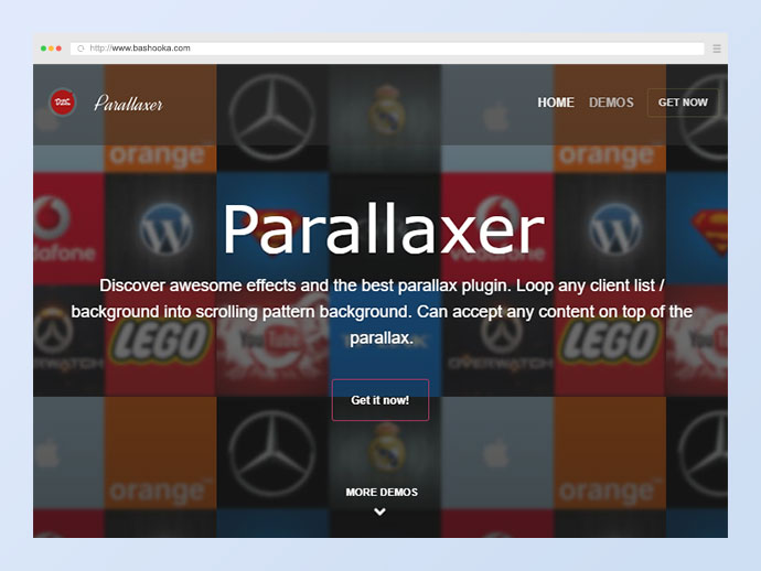The Parallaxer WP - Parallax Effects on Content