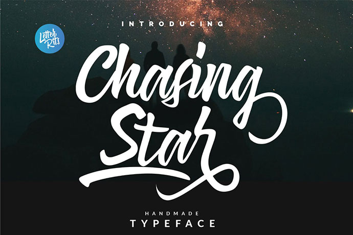Chasing Star Font