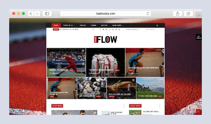 Flow News