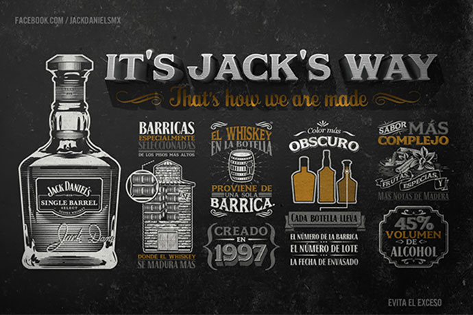 Jack Daniel`s, That`s How We Are Made