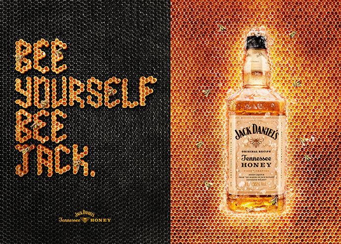 Jack Daniel`s Honey