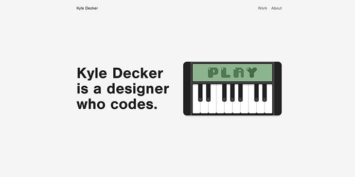 Kyle Decker