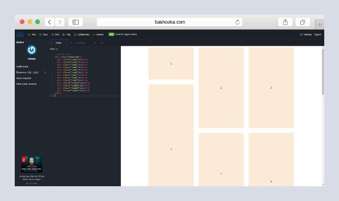 Grid Javascript Library