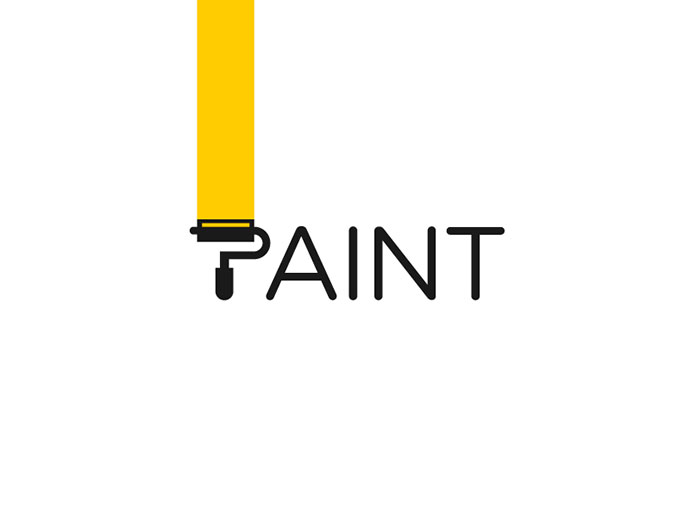 Paint Logotype