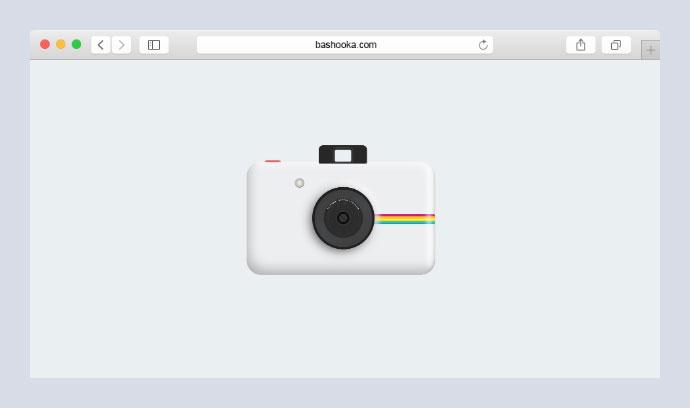 Polaroid Snap Realistic
