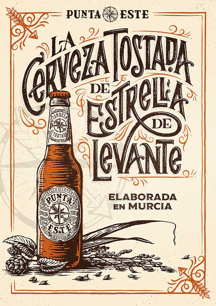 Punta Este Poster