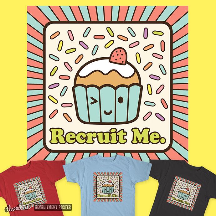 Recruit Me.