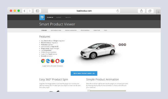 Smart Product Viewer