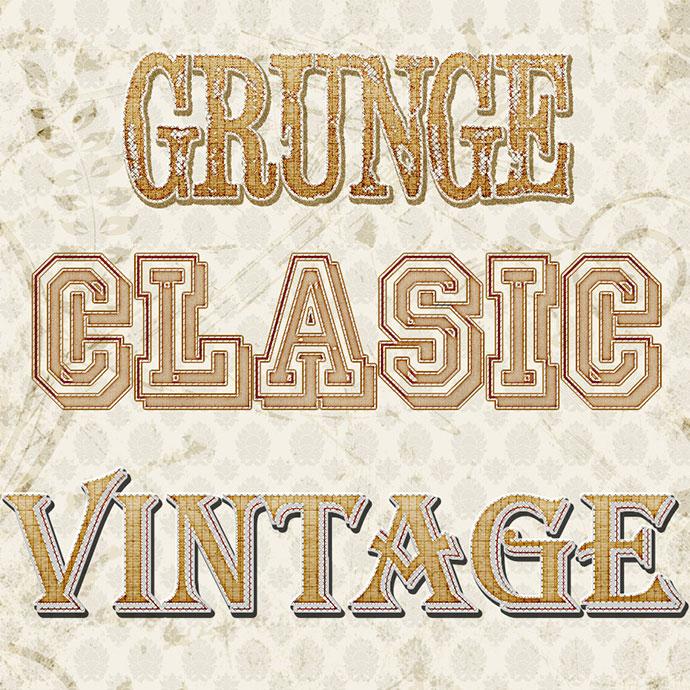 Vintage Styles