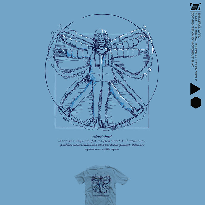 vitruvian winter