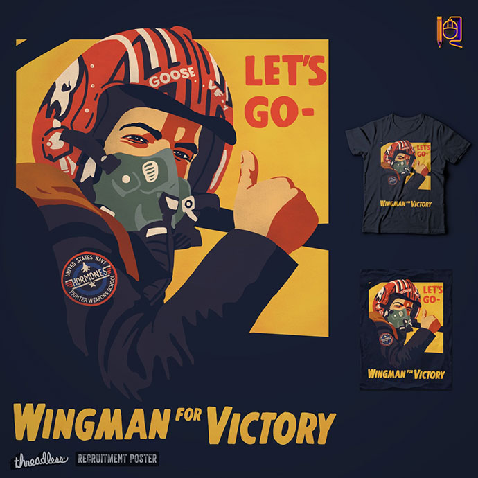 Wingman for victory